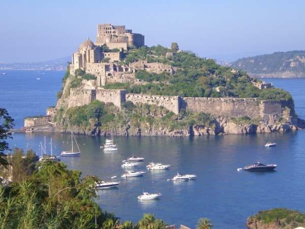 Castello Aragonese - Cedrina vacation holiday rental apartment amalfi coast - Image 1 - United States - rentals