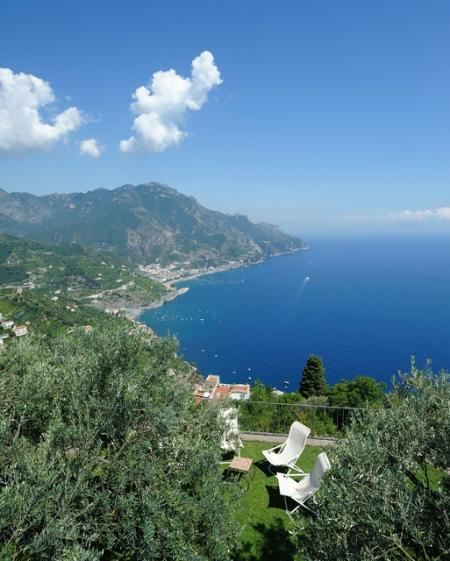 Villa Garden Paradise Ravello, Italy holiday villa to let, Amalfi villa within walking distance to town, large vacation villa in Ravello Italy - Image 1 - Ravello - rentals