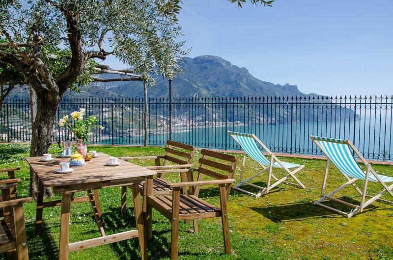Villa Vista Lattari Amalfi rental with view, Villa in Ravello with view, Amalfi - Image 1 - Ravello - rentals