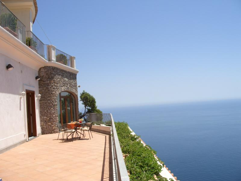 Furore Estate Amalfi villa rental, self catered villa Amalfi Coast Italy, private villa with pool for holiday on Amalfi - Image 1 - Furore - rentals