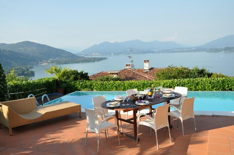 Casa Meina vacation holiday villa casa house rental italy, lake maggiore, lake - Image 1 - Arona - rentals