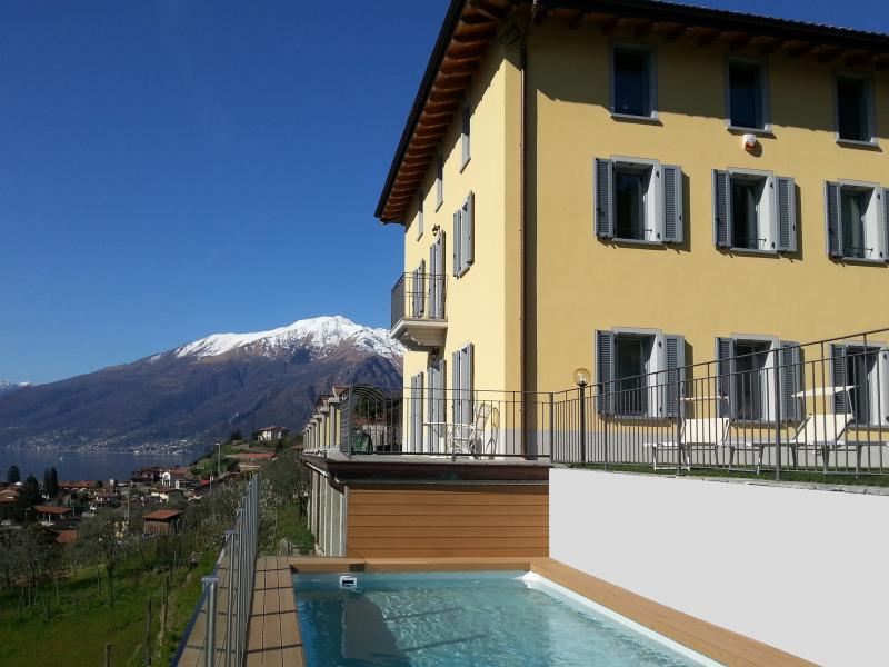 Villa Precious Villa to rent Lake Como, self catering villa on Lake Como - Image 1 - Domaso - rentals