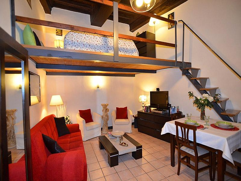 Apartment Farnese Apartment rental near Piazza Farnese in Rome - Image 1 - Rome - rentals
