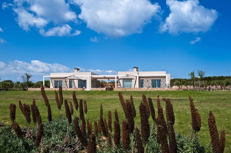 Villa Cala Azzurra holiday vacation villa rental italy, sicily, island of favignana, pool, holiday vacation villa to rent to let, itlay, si - Image 1 - Favignana - rentals