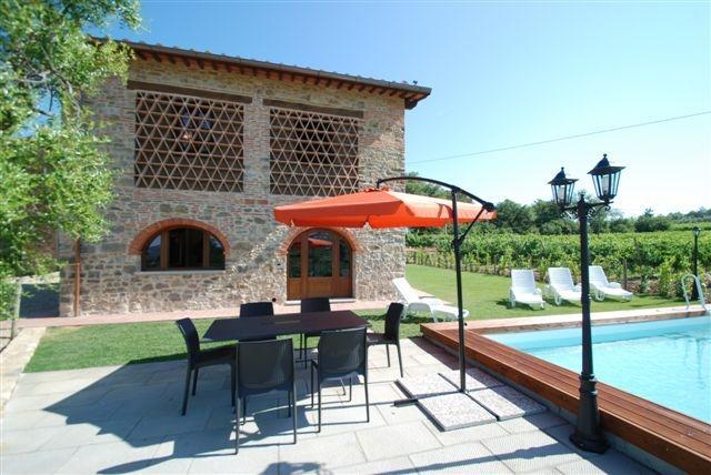 Villa Cora vacation holiday villa rental italy, tuscany, pieve, near florence - Image 1 - Pergine Valdarno - rentals