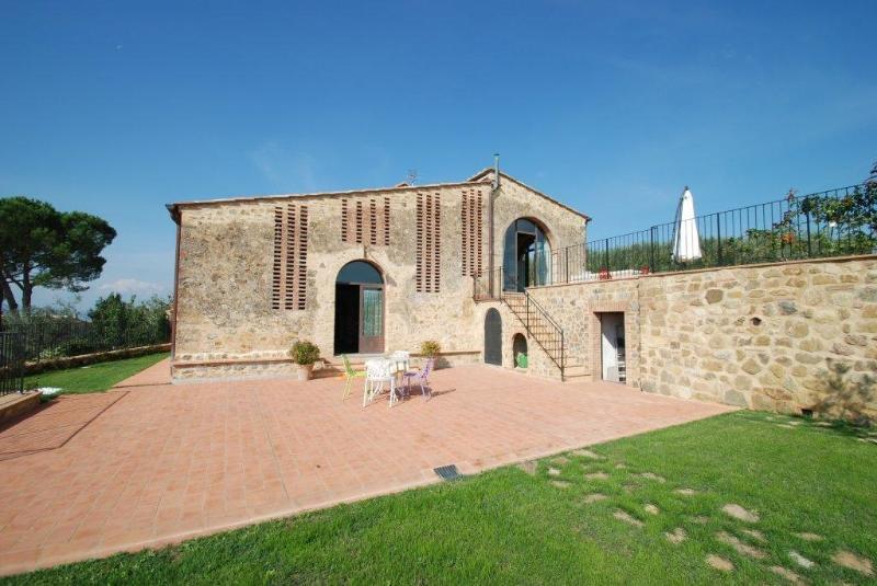 Villa Pila vacation holiday villa rental italy, tuscany, siena, chianti, pool - Image 1 - Poggibonsi - rentals