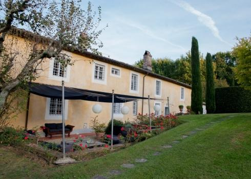 Villa Falconi holiday vacation large villa rental italy, tuscany, near lucca - Image 1 - Lucca - rentals