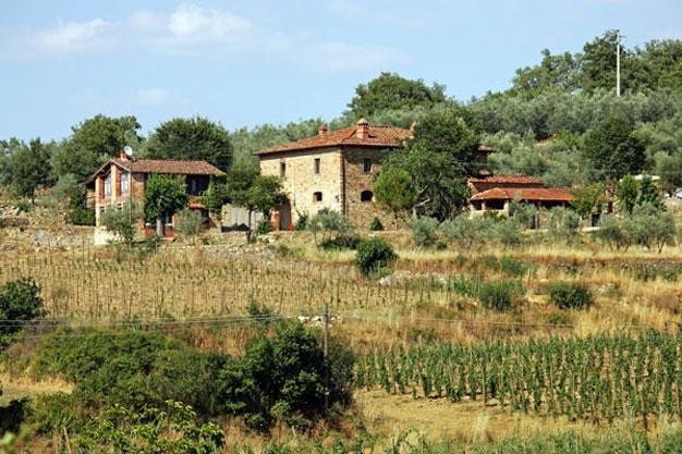 Casa Loggia 1 Tuscan rental near Arezzo - Italy - Image 1 - Pergine Valdarno - rentals
