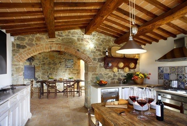 Villa San Gio vacation holiday rental villa montalcino tuscany - Rent - Image 1 - Italy - rentals