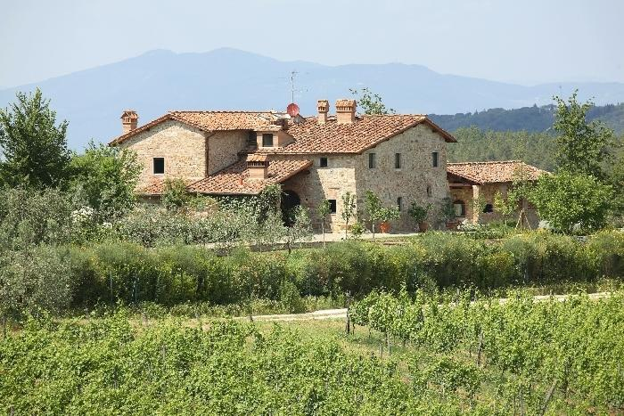 Casa Mercatale Holiday villa rental in Mercatale - Chianti - Tusdany - Mercatale vacation villa - Image 1 - San Casciano - rentals