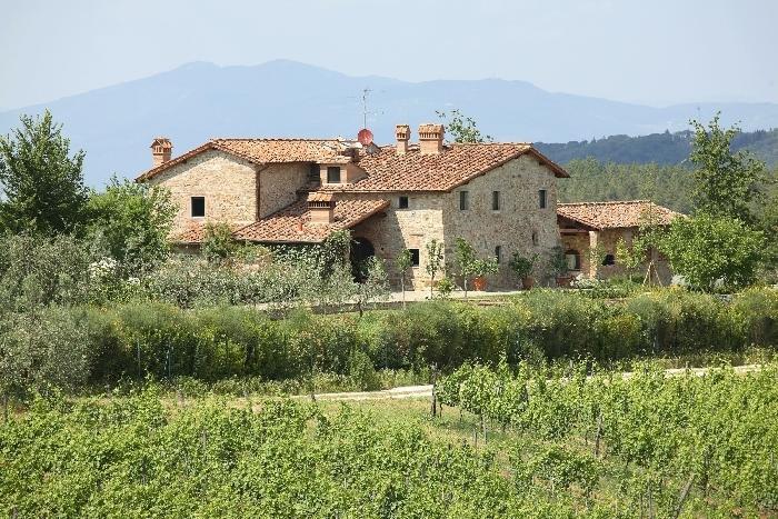 Casa Mercatale Holiday villa rental in Mercatale - Chianti - Tusdany - Image 1 - San Casciano - rentals