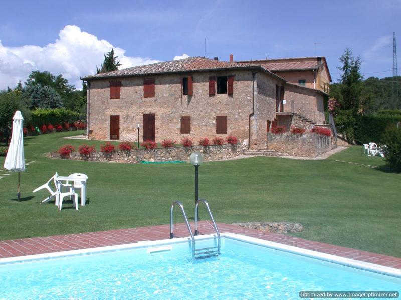 Sovicille Estate - Apartment 2 Rental in the town Sovicille - Tuscany - Image 1 - Sovicille - rentals
