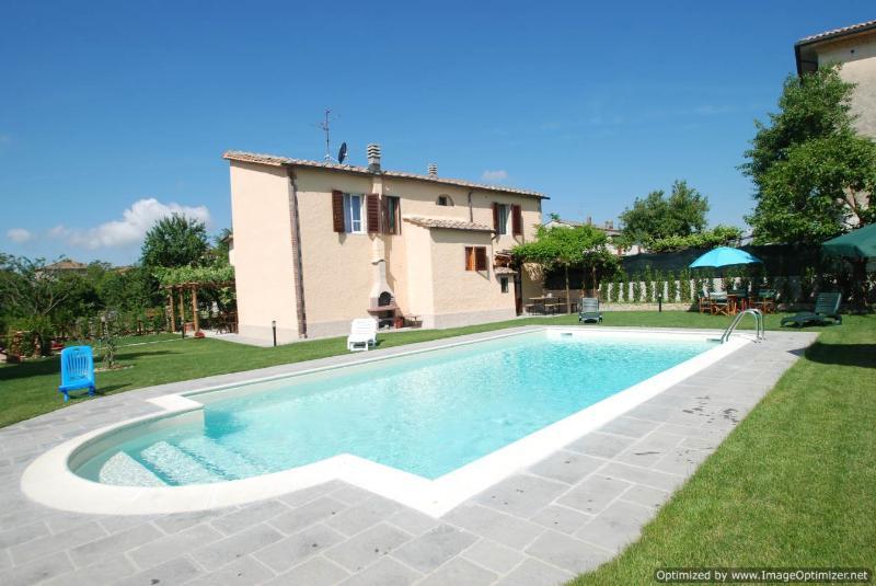 The Trellis Villa Monticiano house rental - Image 1 - Monticiano - rentals