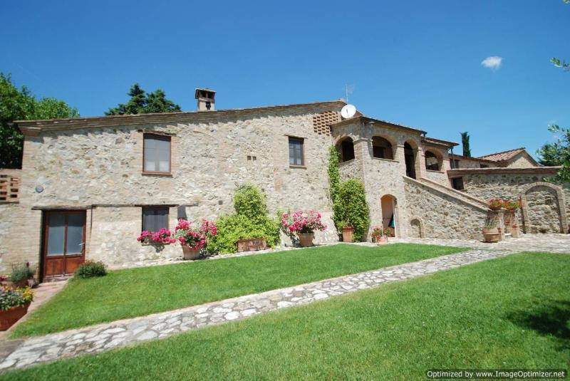Podere - Arena Rental near Murlo, Tuscany - Image 1 - Murlo - rentals