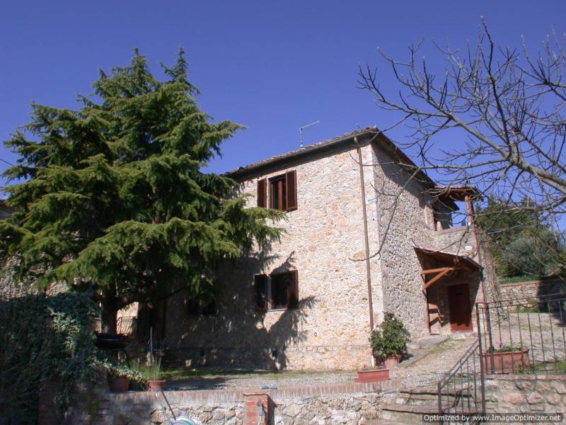 La Costina house to let Sovicille - Image 1 - Sovicille - rentals