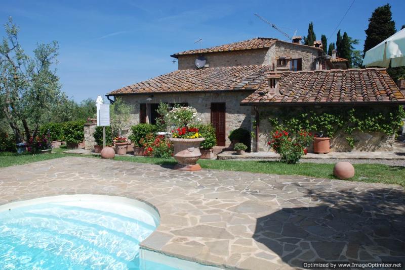 Il Podere - La Granita Monterrigioni Villa rental - Image 1 - United States - rentals