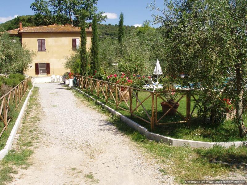 La Pincina Asciano apartment rental - Image 1 - Asciano - rentals