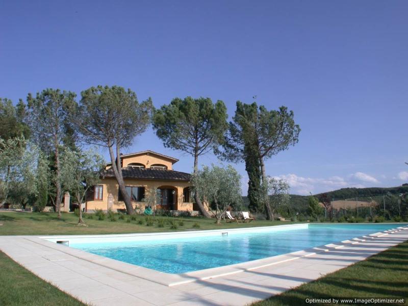 Senese Estate - Flore Staggia Senese villa rental near Siena - Image 1 - Staggia - rentals