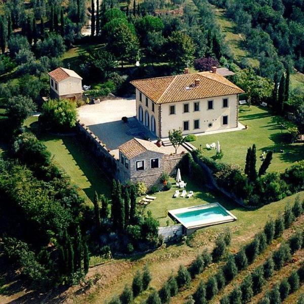 Laura Estate Tuscan villa near Florence, Tuscan villa for rent, villa to let in - Image 1 - Vinci - rentals
