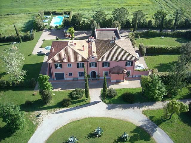 Villa Maremma Large Tuscan villa to let, holiday rental Tuscany, Seaside villa - Image 1 - Orbetello - rentals