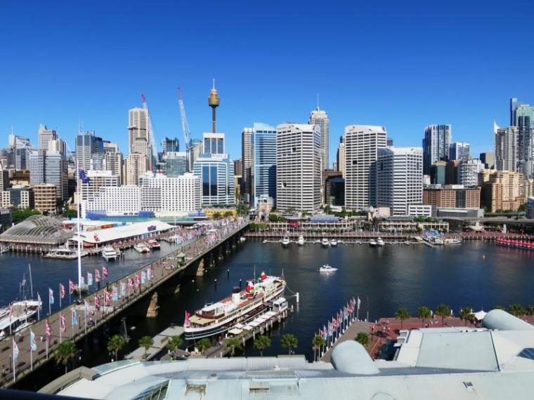Balcony Daytime View - Darling Harbour 1202 - Sydney - rentals