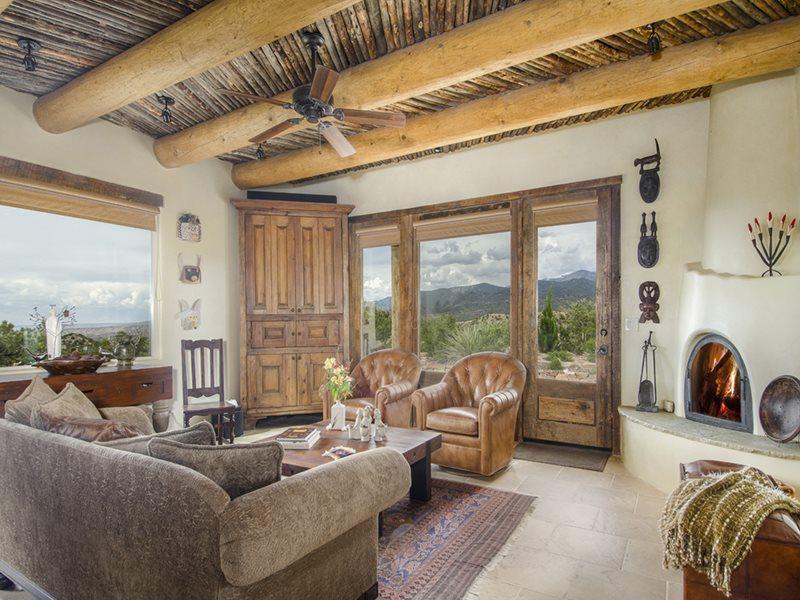 Living Room - Opera Vista - Santa Fe - rentals