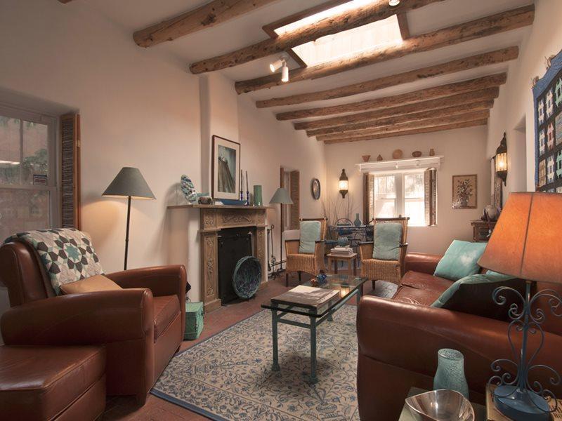Living Room - Mariposa - Santa Fe - rentals