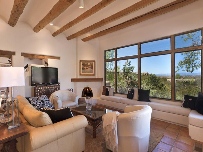 Living  - Bird`s Nest View - Santa Fe - rentals