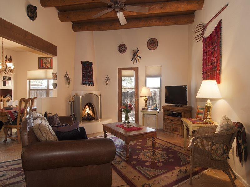 Living Room - Casa de Tomas - Santa Fe - rentals