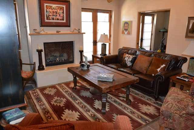 Living Room - Plaza Luxury at El Corazon - Santa Fe - rentals
