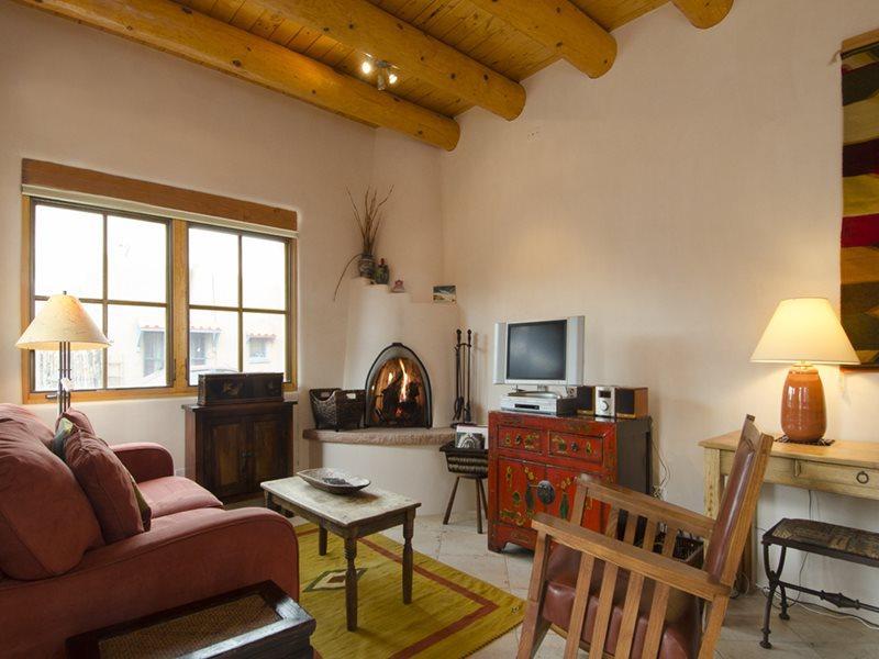 Living Room - Casita Corazon de La Reina - Santa Fe - rentals
