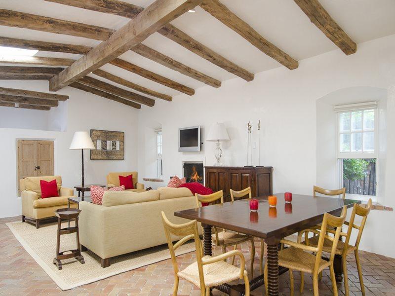 Great Room  - Casita de Sol in Stewart Compound - Santa Fe - rentals