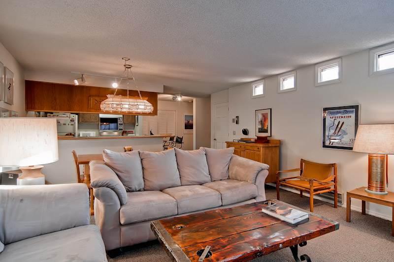 Habitat Condominiums 2000 A7 - Image 1 - Ketchum - rentals