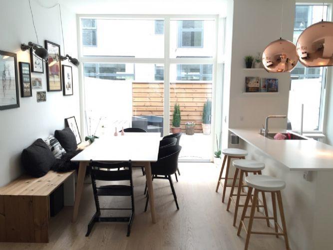 J.H. Deuntzers Gade Apartment - Very modern Copenhagen town house with rooftop terrace - Copenhagen - rentals