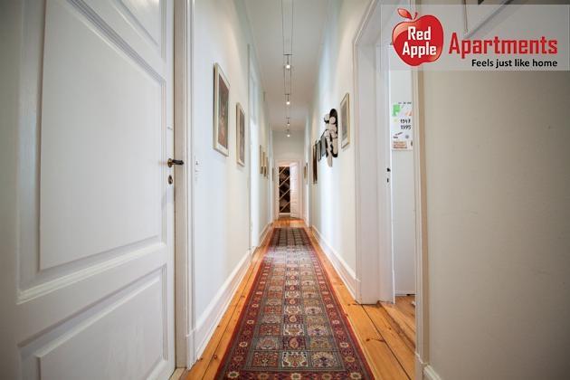 195 m2 Luxurious 1st floor City Center Apartment - 4711 - Image 1 - Copenhagen - rentals