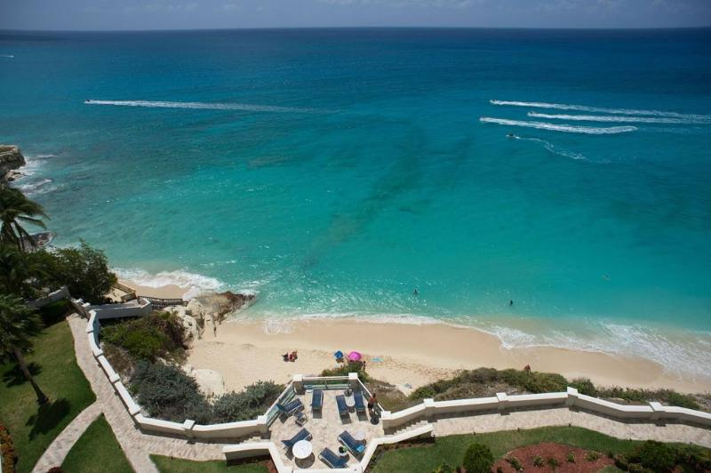 Skywalker @ The Cliff... Cupecoy beach, St Maarten 800 480 8555 - SKYWALKER...gorgeous oceanfront condo on St Maarten's - Saint Martin-Sint Maarten - rentals