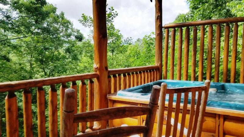Breathtaking Views! - 1br w/lft/2ba Mt Elegance!  Private and Not Affected by the fires!!! - Pigeon Forge - rentals