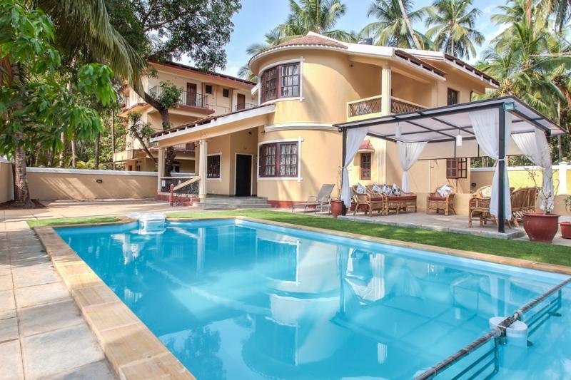 Villa Calangute Phase 3 -Luxury Villa In Calangute - Image 1 - Calangute - rentals