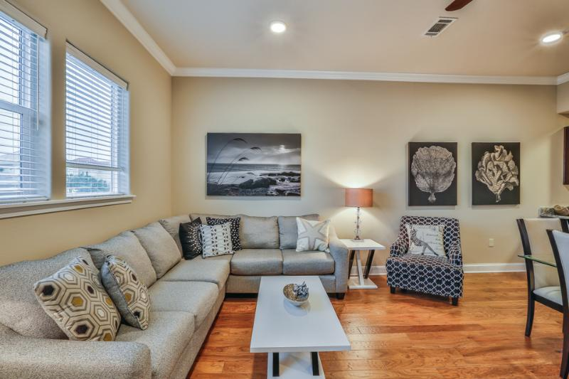 Living room view - ALERIO D302 - Miramar Beach - rentals