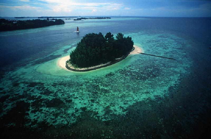 - Private Island - Isle East Indies - Thousand Islands - rentals