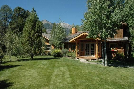Teton View Cabin - Image 1 - Wilson - rentals