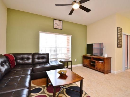 4 Bed 3 Bath Town House In Paradise Palms Resort. 8963SPR - Image 1 - Orlando - rentals
