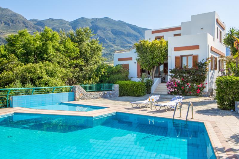Villa Thymari - Plakias Villas Thymari & Anemos -Villa Thymari - Lefkogia - rentals