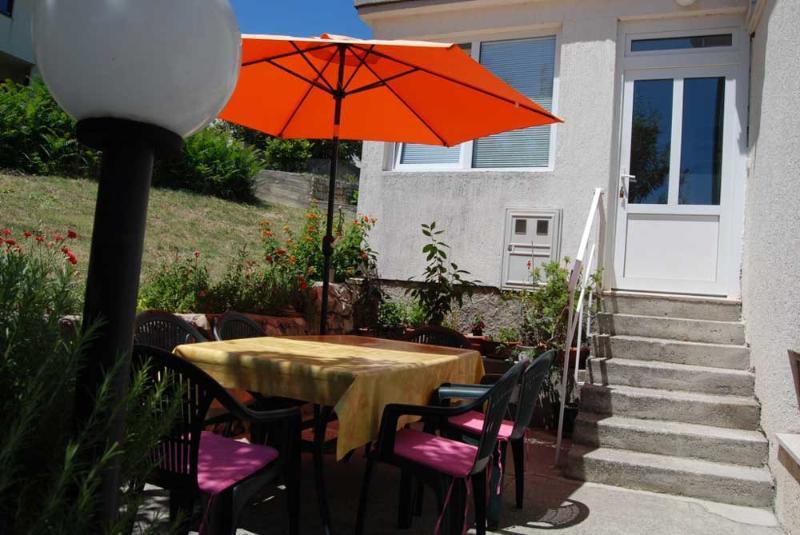 terrace - Happy & Sunny - Rab - rentals