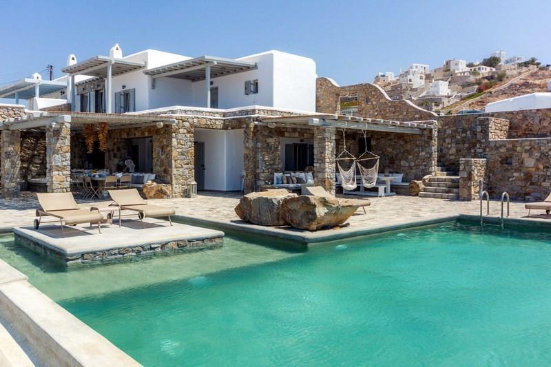 Blue Villas | Lotus | Beachfront - Image 1 - Kanalia - rentals