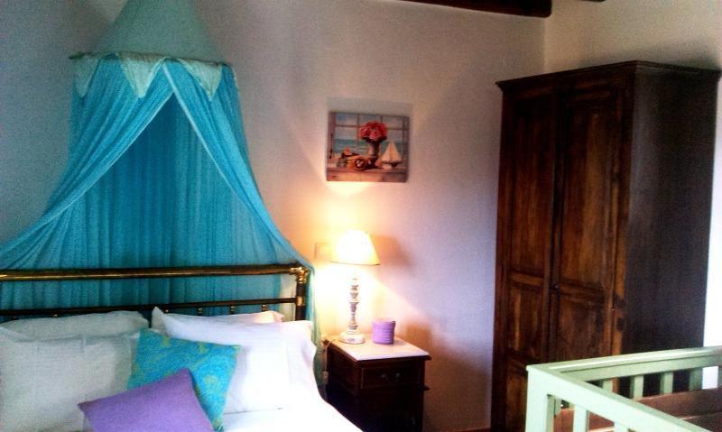 Bedroom - Green House I - Plaka - rentals