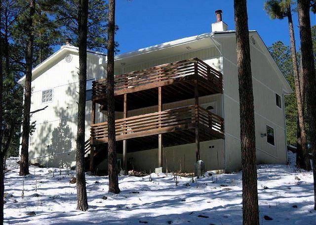 Alto Family Escape is a great four bedroom, three bath home located in Alto. - Image 1 - Alto - rentals