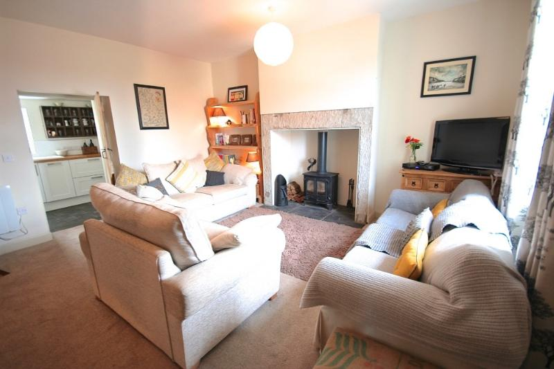 Lounge/diner - Mary's Cottage - Northumberland - rentals