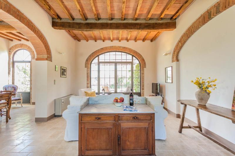 Villa Ferranino Towhouses-Cimabue - Image 1 - San Giovanni d'Asso - rentals