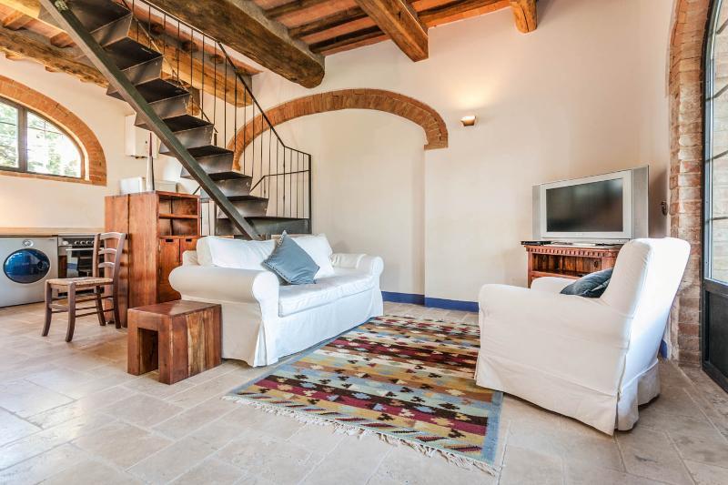 Villa Ferranino Townhouses-Duccio - Image 1 - San Giovanni d'Asso - rentals